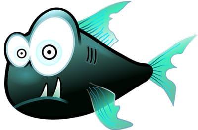 Hoe teken je een vis?