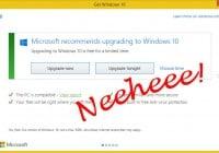 Windows 10 update uitschakelen