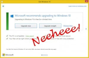 Windows 10 update uitschakelen